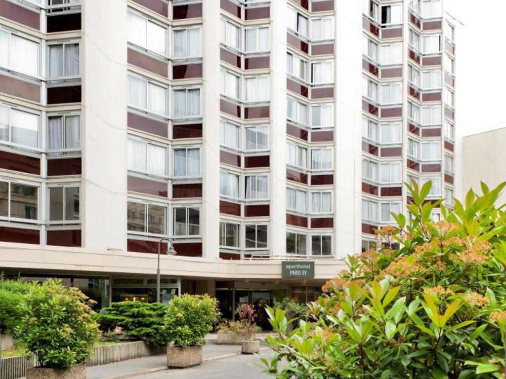 Aparthotel Adagio Paris XV, France - Booking.com
