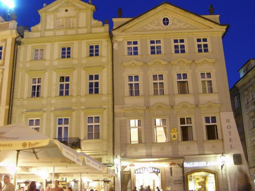 Best price on old town square hotel residence in prague for Hotels in prague old town