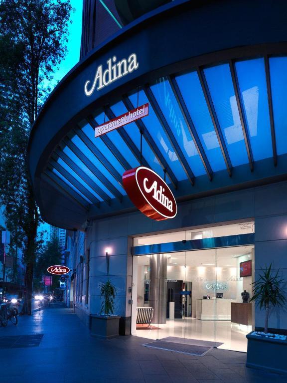 雪梨市政廳阿迪娜公寓飯店Adina Apartment Hotel Sydney Town Hall