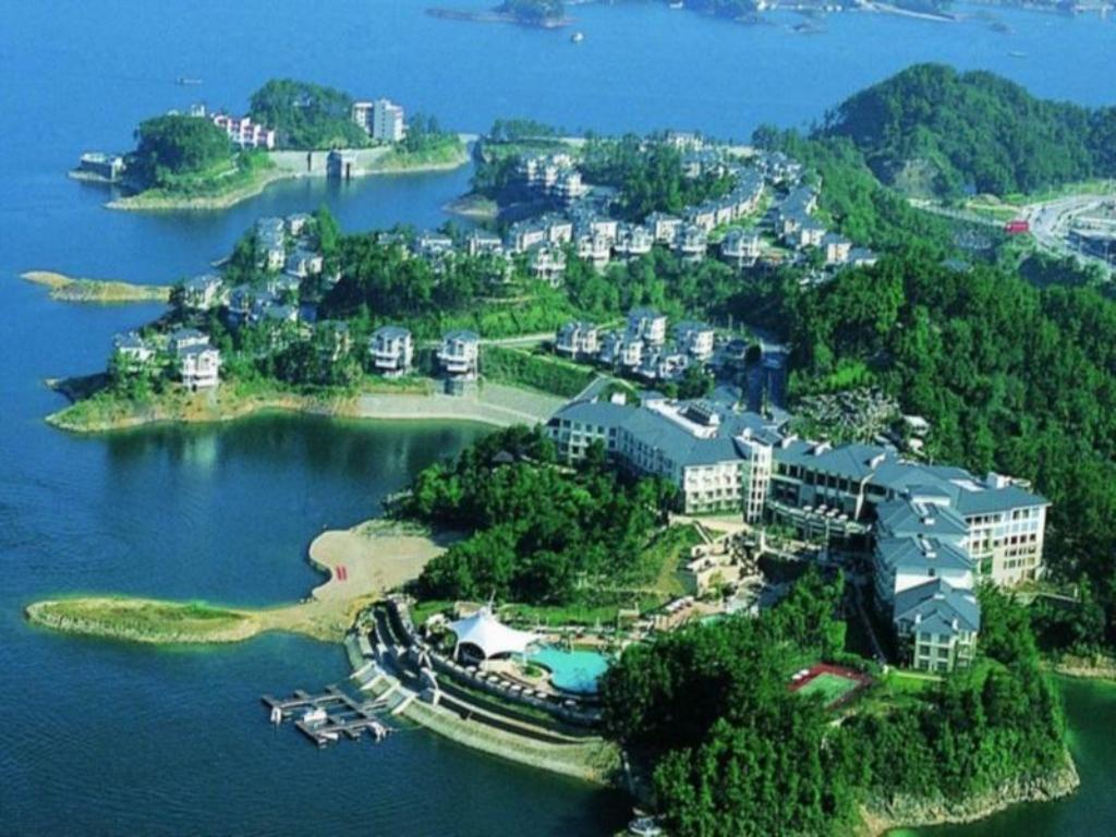 千岛湖开元度假酒店_千岛湖(淳安) 杭州千岛湖开元度假村 (New Century Hangzhou Qiandao Lake ...