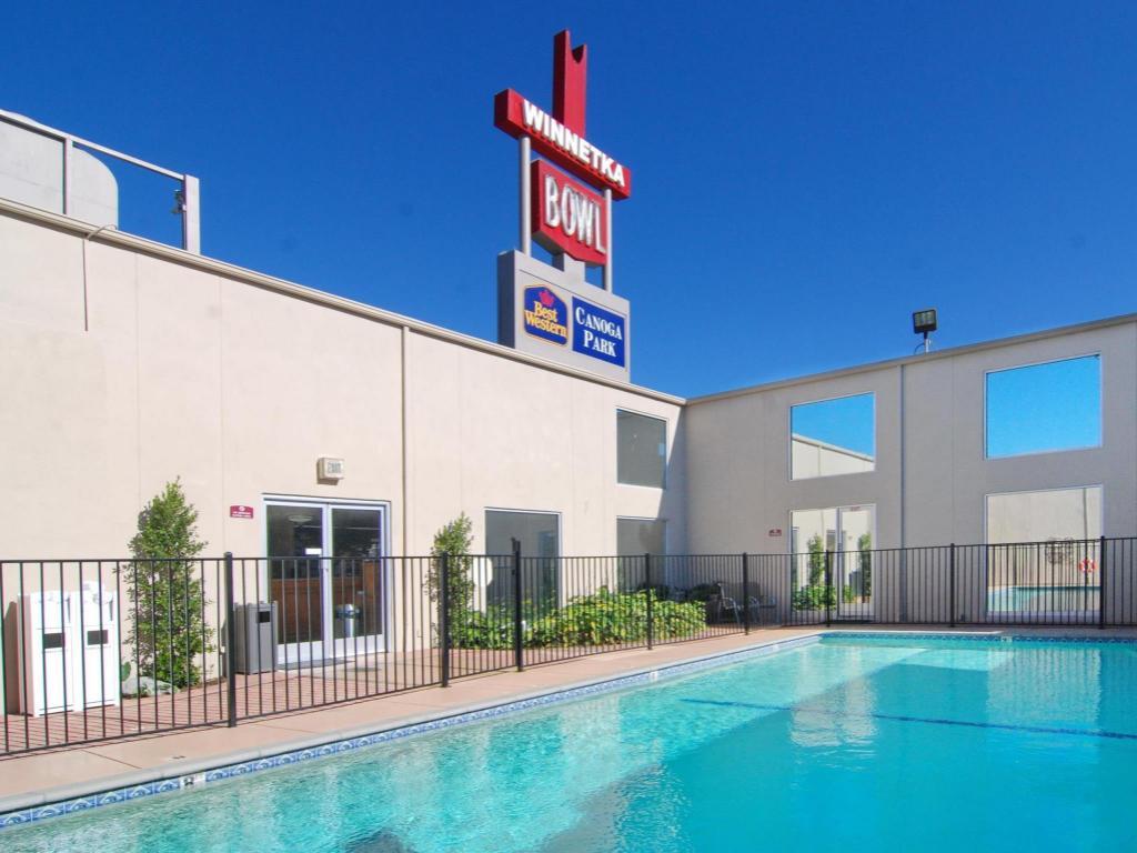Best Price On Best Western Canoga Park Motor Inn In Los Angeles