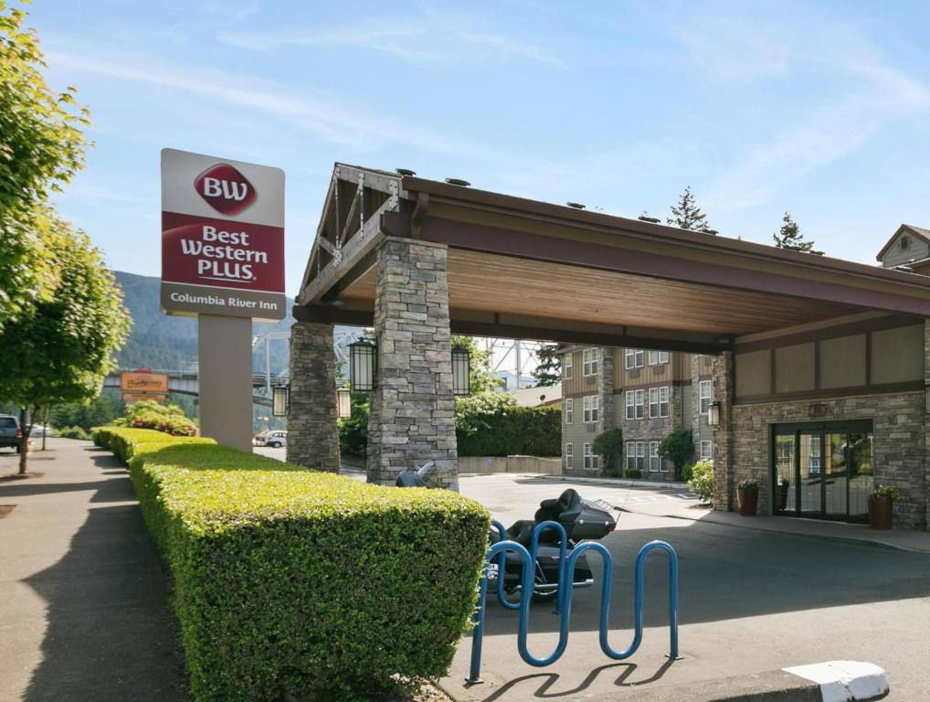 Best Price On Western Plus Columbia River Inn In Cascade Locks Or Reviews