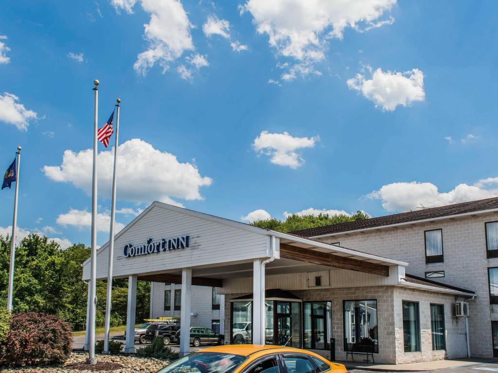More About Quality Inn Waynesburg