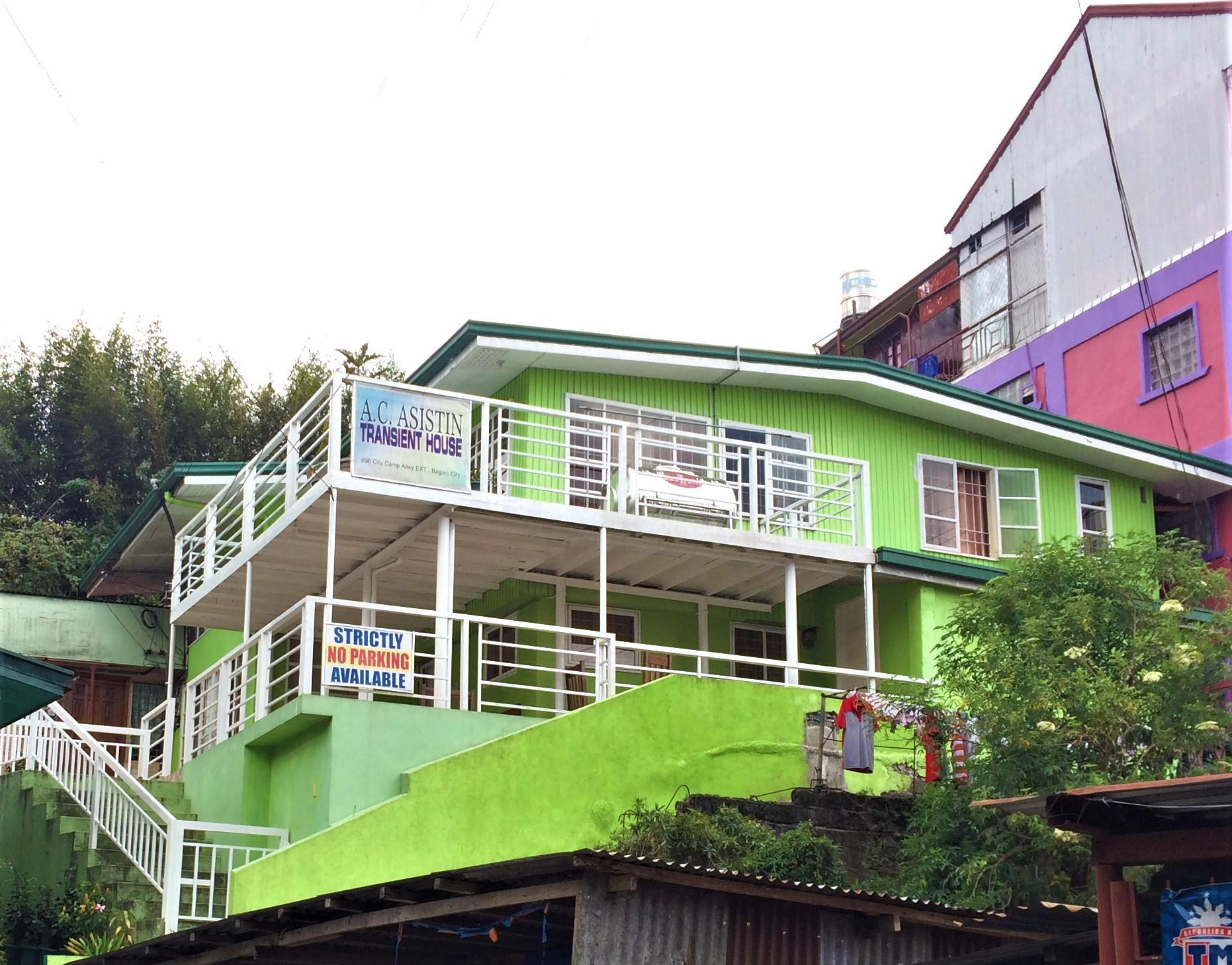 Best Price on Asistin Transient House Baguio City in Baguio