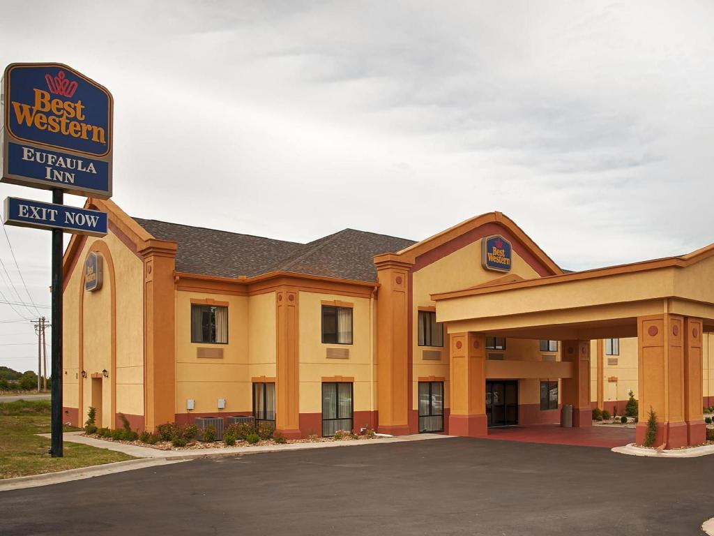 More About Best Western Eufaula Inn