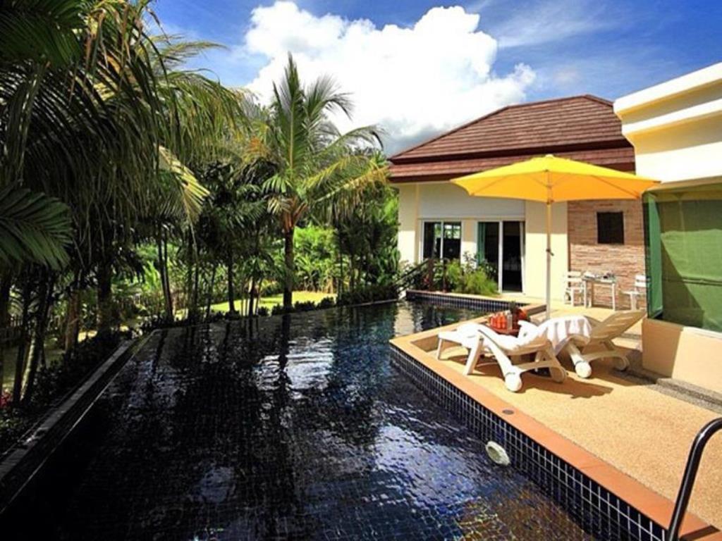 普吉岛莱斯别墅塔拉棕榈大全(lespalmtarapool)别墅护栏图片泳池大理石图片