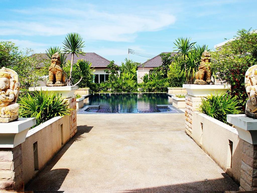 普吉岛莱斯位置塔拉棕榈泳池(lespalmtarapool)别墅别墅樽丽新世界图片