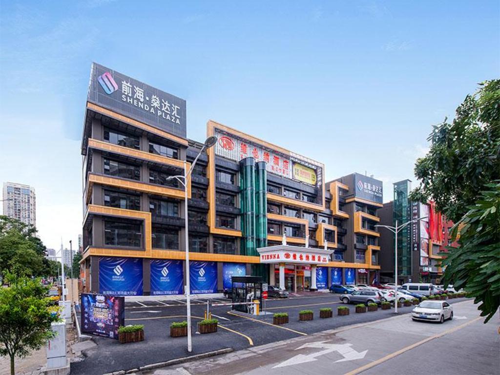 维也纳酒店深圳宝安新安店 (vienna hotel shenzhen bao'an xin'an)