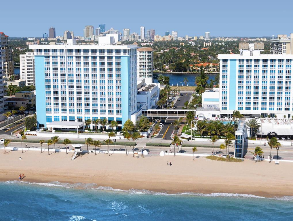 More About The Westin Fort Lauderdale Beach Resort