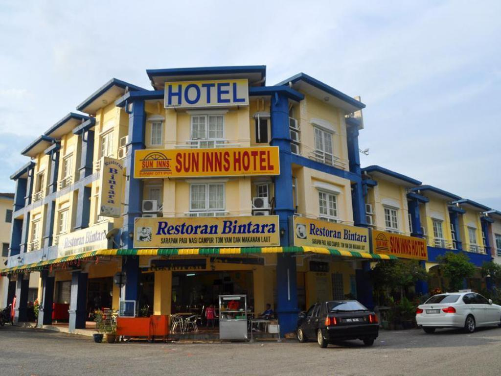 More About Sun Inns Sunway City Ipoh Tambun