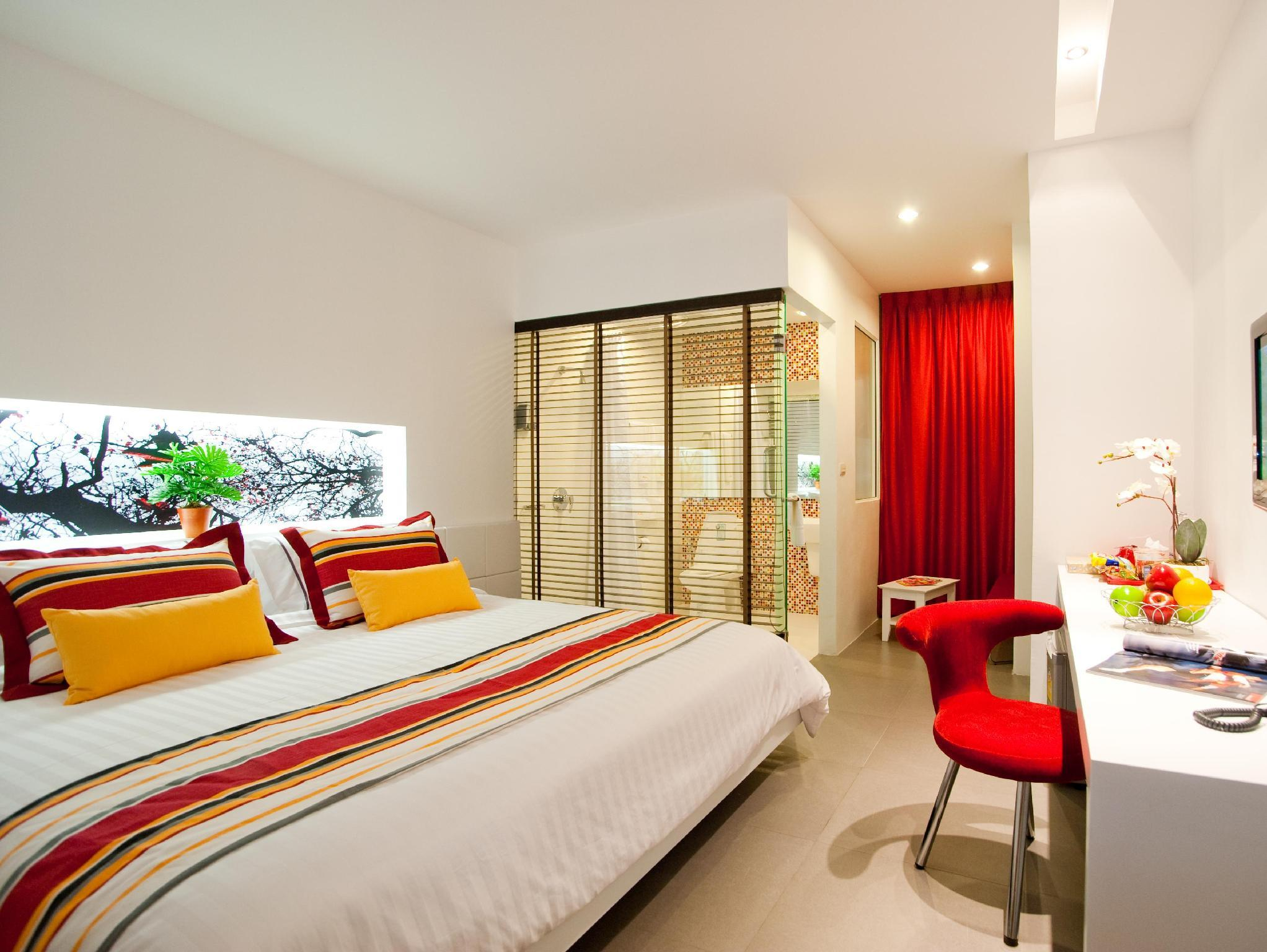Best Price On The Gallery Hotel In Phuket   Reviews
