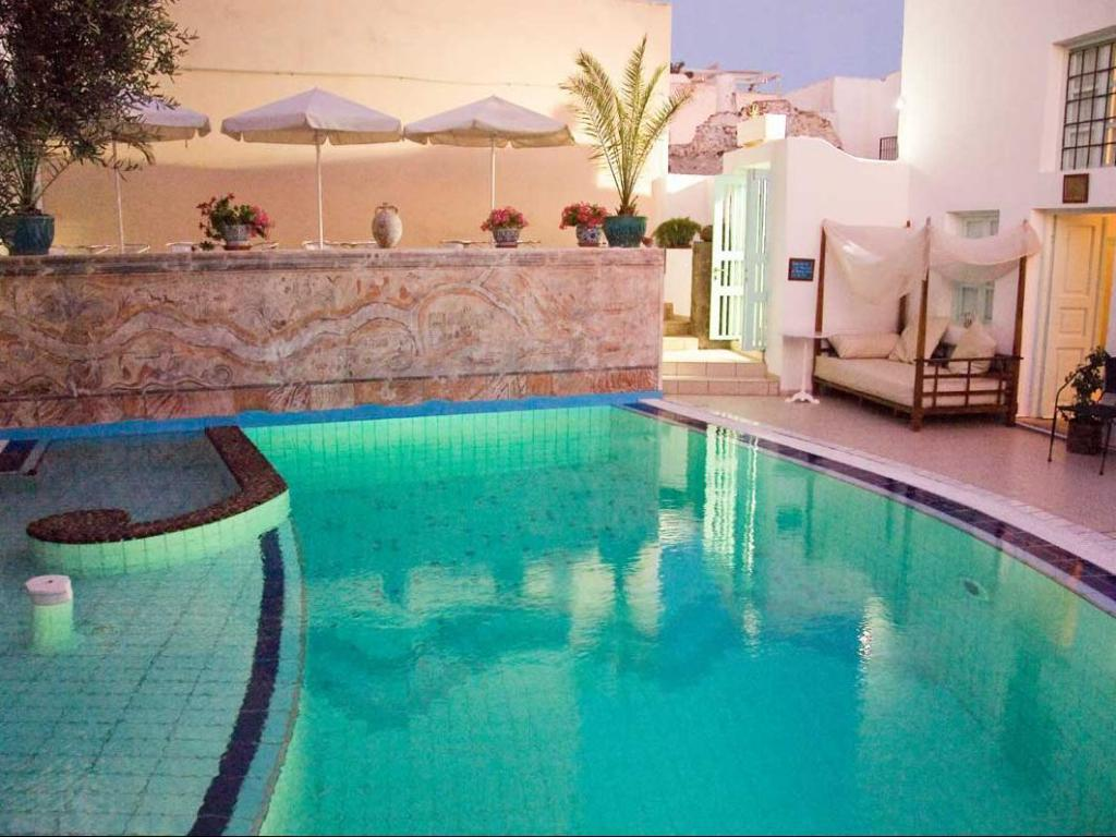 Spa wellness hotel  Best Price on Museum Spa Wellness Hotel in Santorini + Reviews!