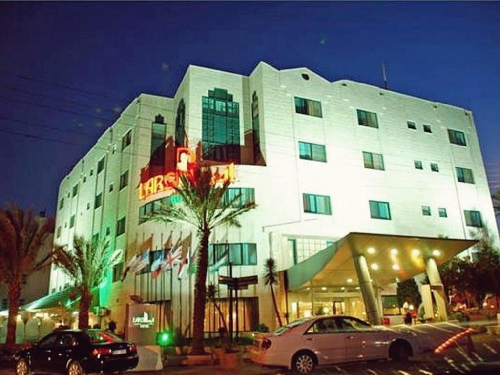 Best Price On Larsa Hotel In Amman Reviews
