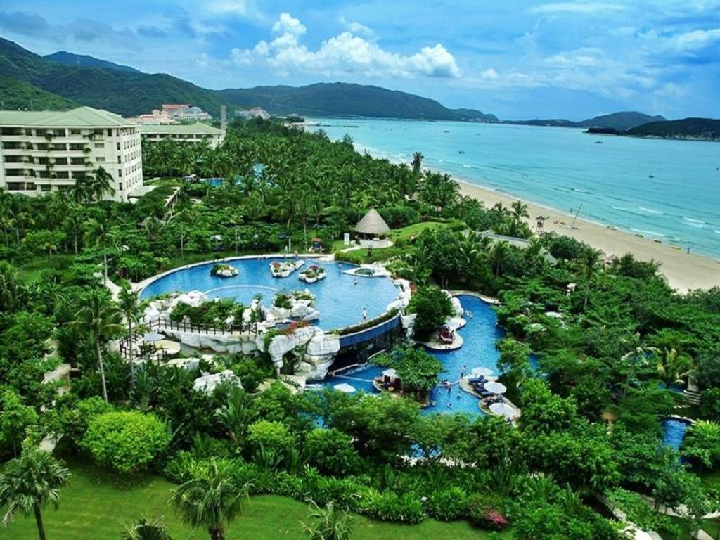 Horizon Resort  U0026 Spa Yalong Bay Sanya  Oportunidades De