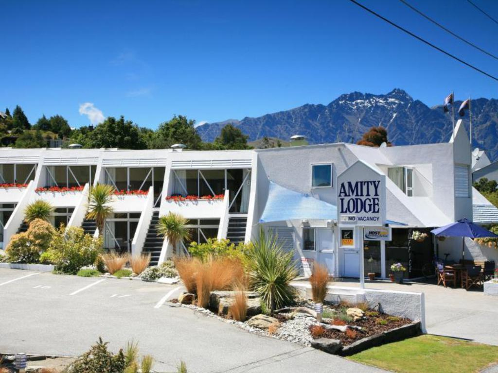 best price on amity lodge motel & apartments in queenstown + reviews