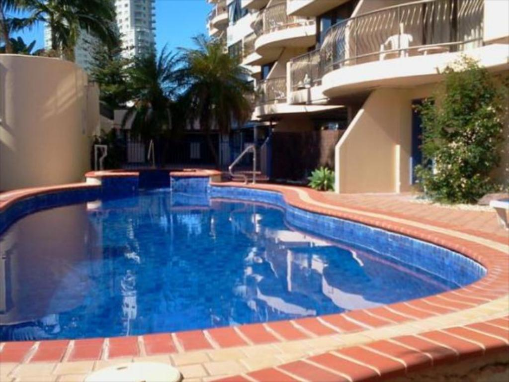 Best Price on Broadbeach Travel Inn Apartments in Gold ...