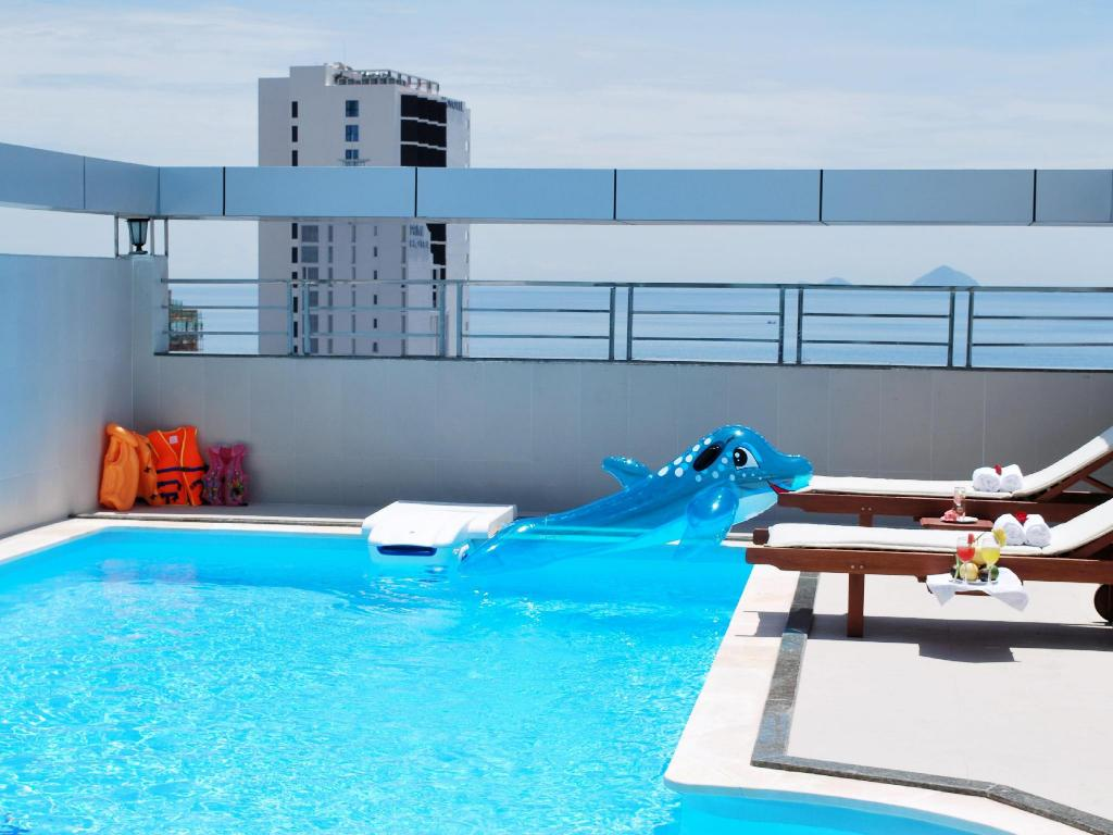 Best Price On Barcelona Hotel Nha Trang In Nha Trang Reviews
