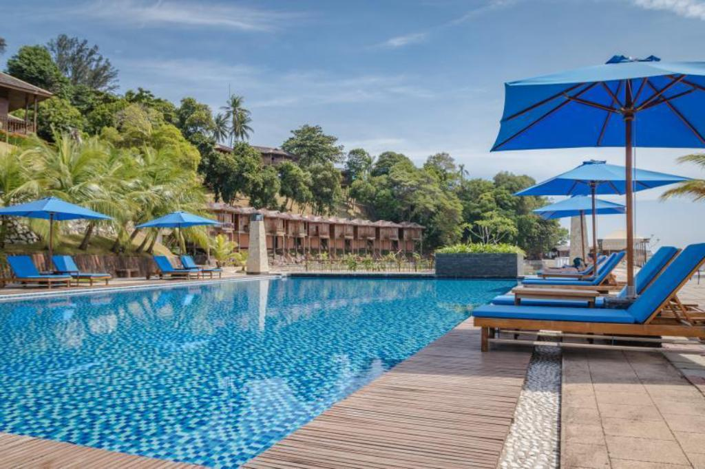Batam Beach Resort Villa