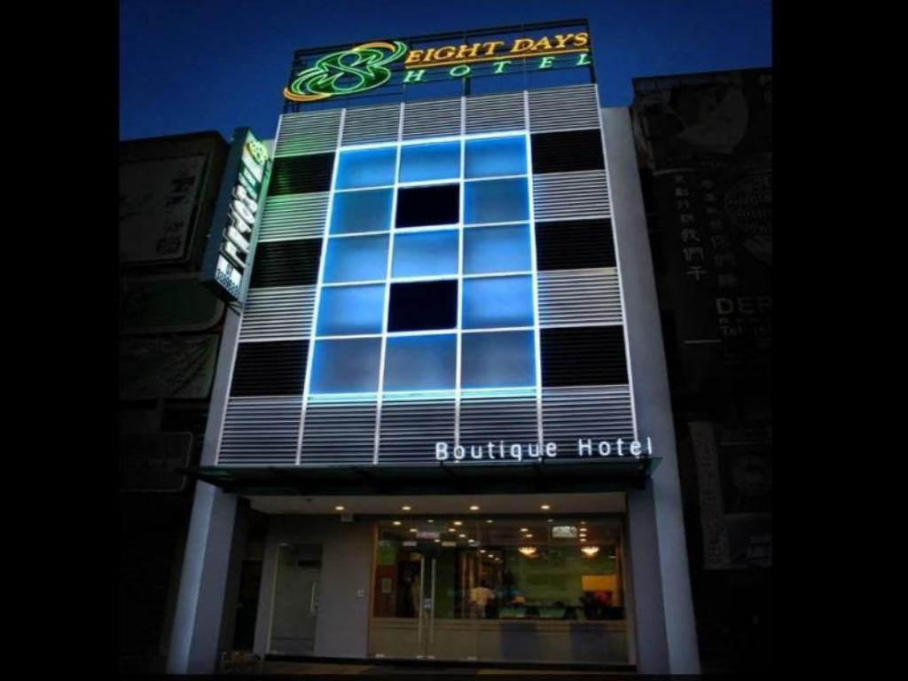 More About Eight Days Boutique Hotel Permas Jaya