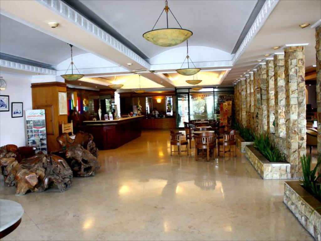Hotel Bumi Asih Bandung Indonesia