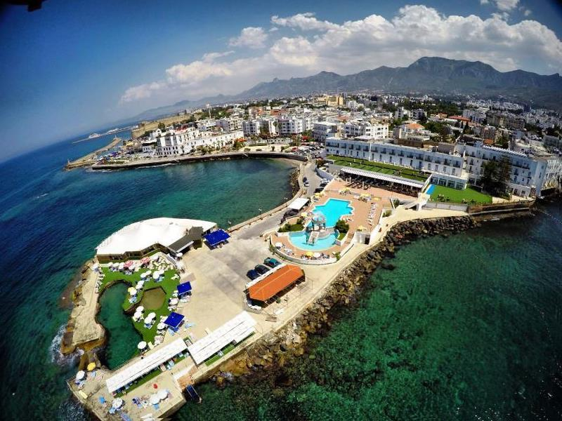 Best Price on Dome Hotel in Kyrenia + Reviews