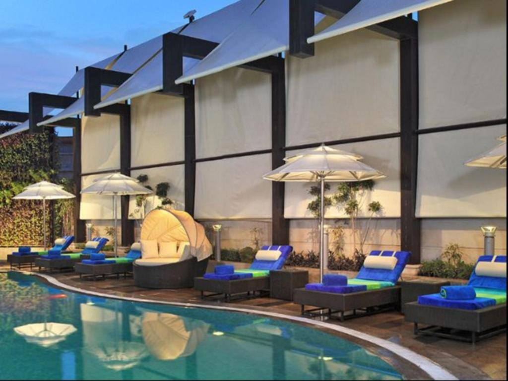 Hotel Fortune Blue Best Price On Fortune Select Excalibur Gurgaon Hotel In New