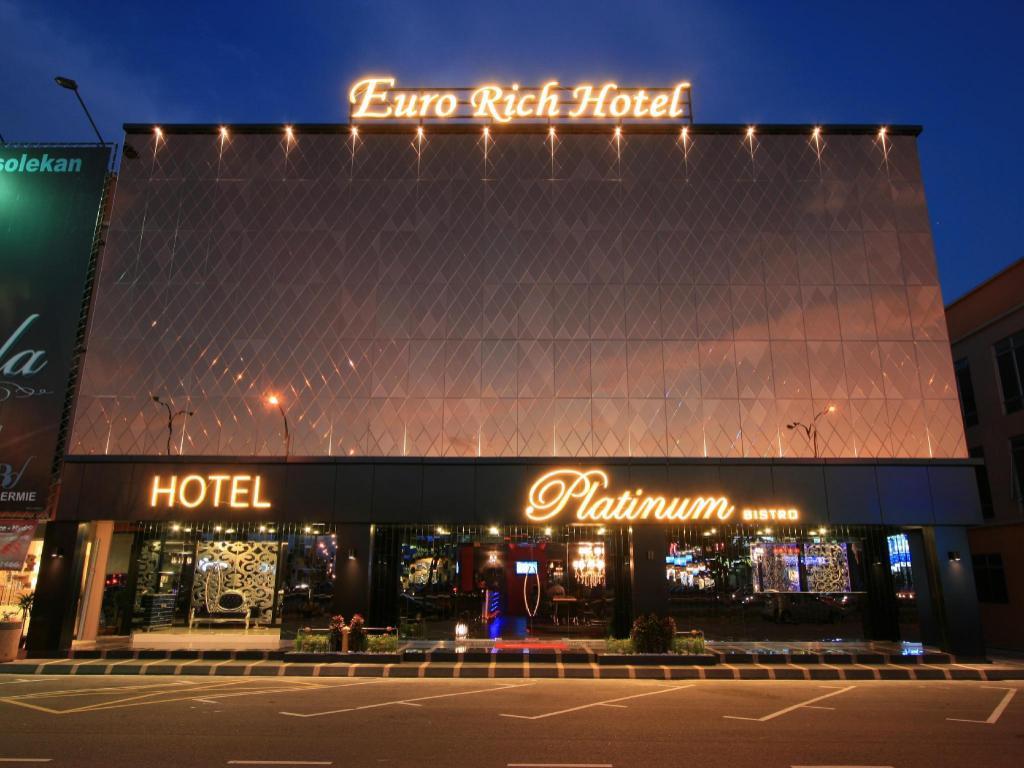 More About Euro Rich Hotel Johor Bahru