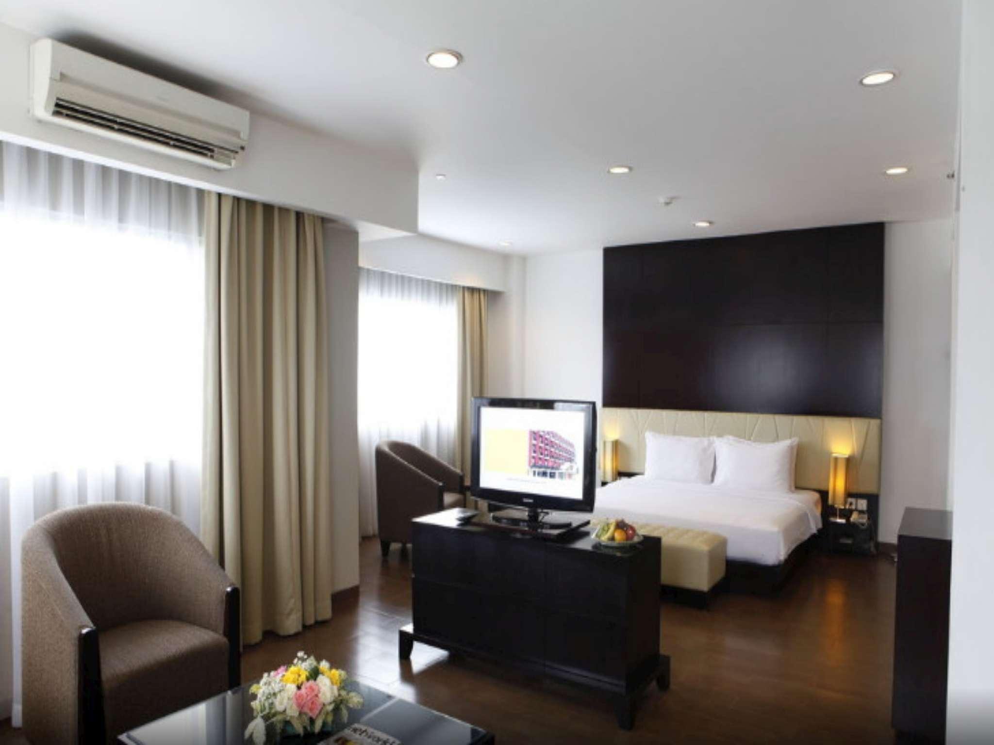 Suite Room Hotel Santika Bogor