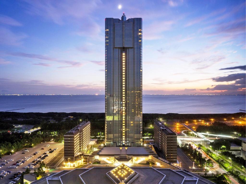 Hotel Reviews of APA Hotel & Resort Tokyo Bay Makuhari Tokyo