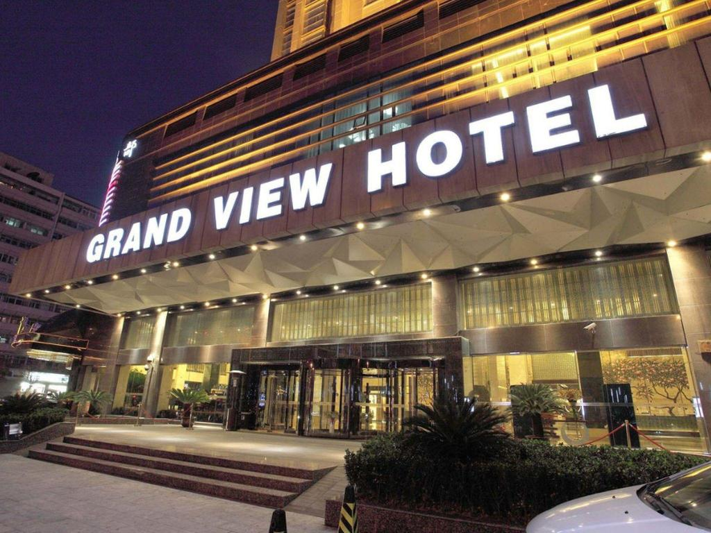 Grand View Hotel Tianjin in China - Room Deals, Photos
