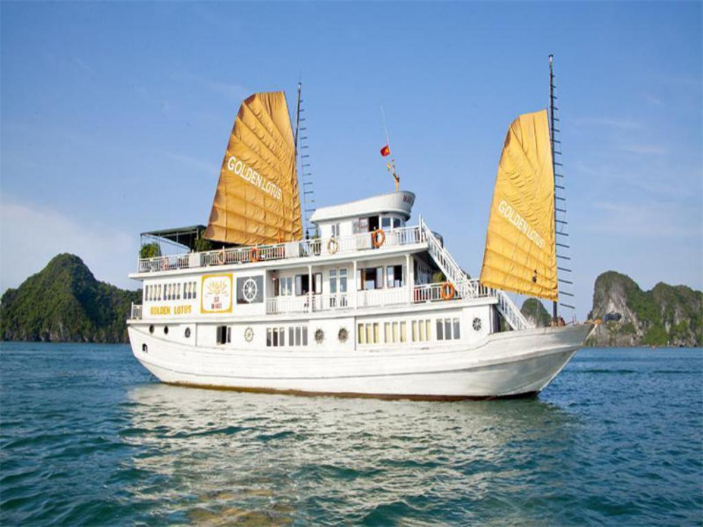Best Price on Halong Golden Lotus Cruise in Halong + Reviews