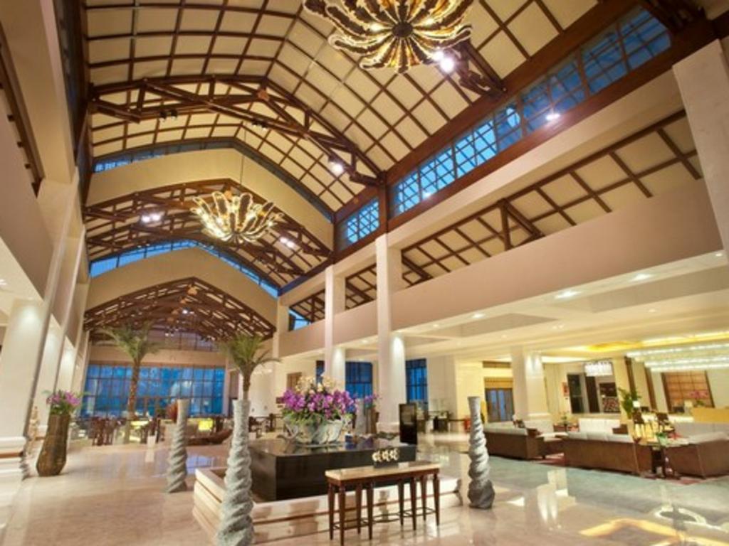 贵阳保利国际温泉大酒店 (guiyang poly international spring hotel)