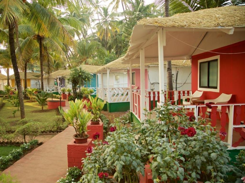 Palolem Beach Resort Goa India Photos Room Rates Promotions