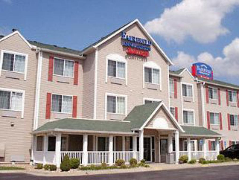 More About Fairfield Inn Suites Kansas City North Near Worlds Of Fun