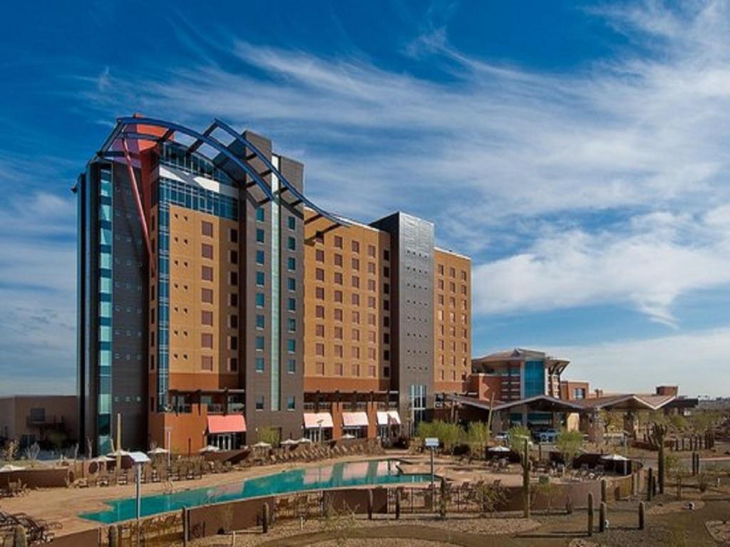 casino arizona ride on the wild side