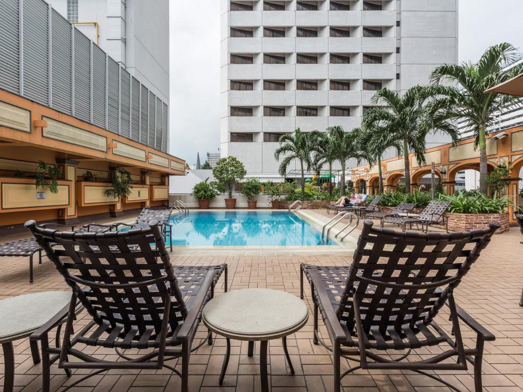 Best Price On Hotel Grand Pacific In Singapore Reviews