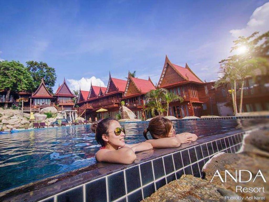 丽贝岛安达度假村 (anda resort) - agoda 提供行程前