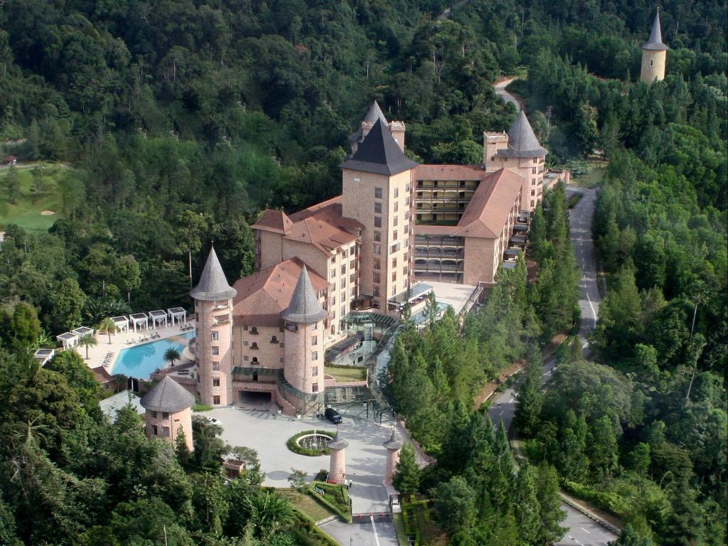 The Chateau Spa Organic Wellness Resort Malaysia