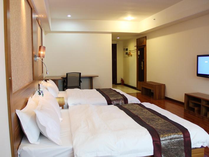 Chuanghui Business Hotel Guangzhou China