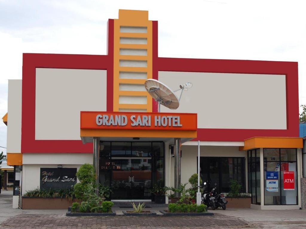 best price on grand sari hotel in padang reviews grand sari hotel