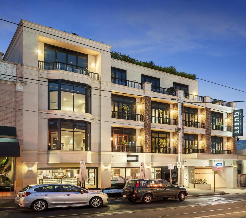 More About Quest Hawthorn Apartments