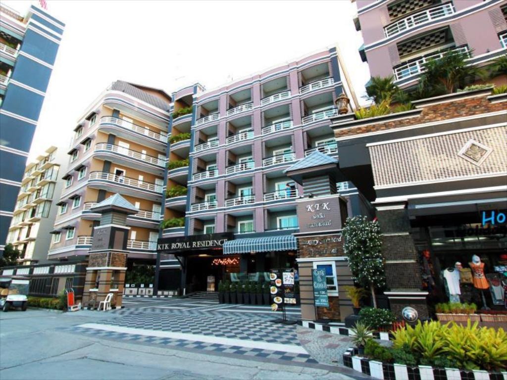 Hotel Royal Residence Best Price On Ktk Royal Residence In Pattaya Reviews