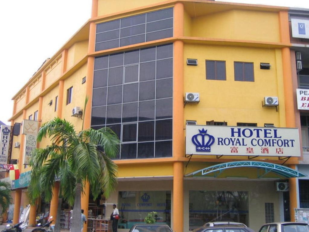 More About Comfort Hotel Shah Alam