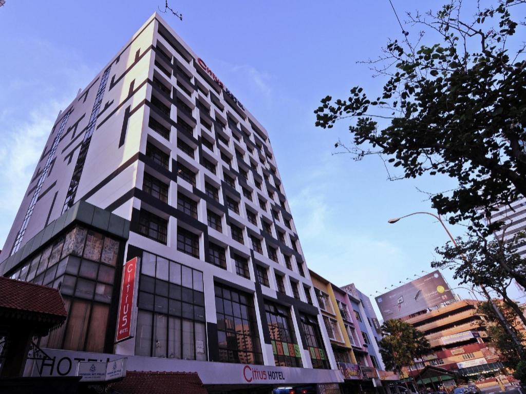 Hotel Sentral Johor Bahru Best Price On Citrus Hotel Johor Bahru By Compass Hospitality In