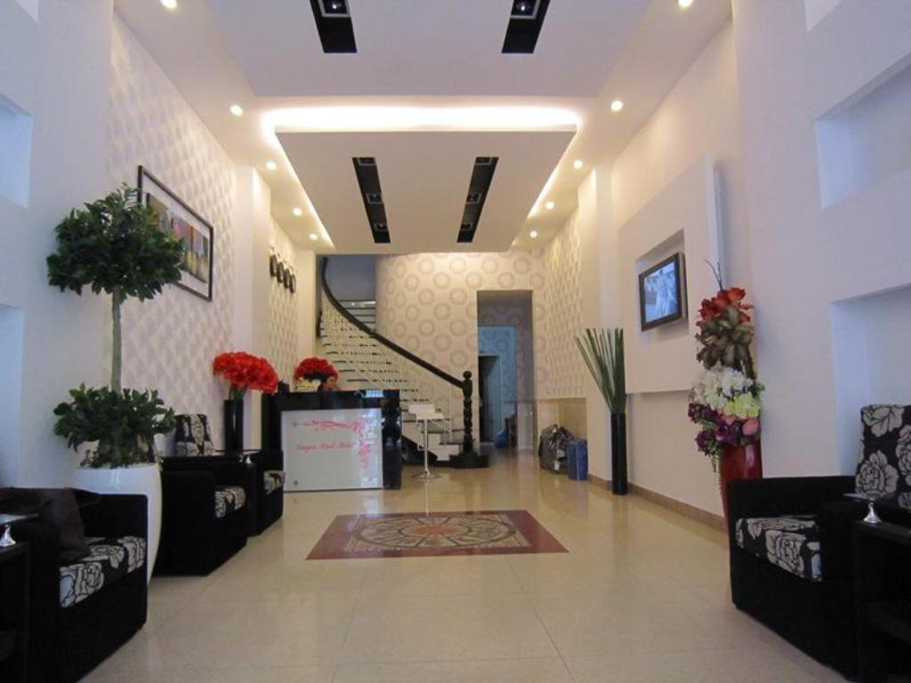 best price on saigon pink 2 hotel in ho chi minh city + reviews