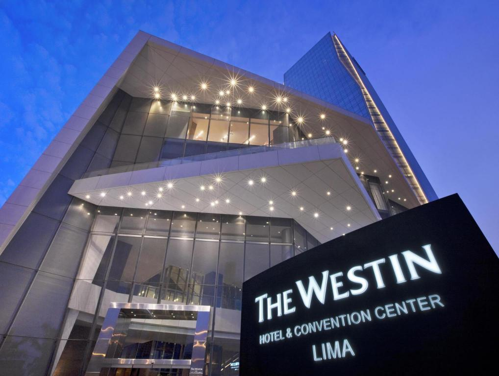 More About The Westin Lima Hotel Convention Center