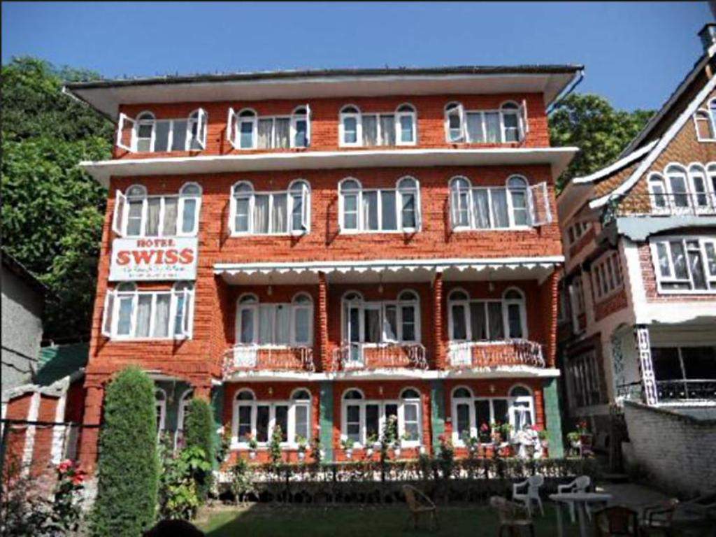 More About Swiss Hotel Kashmir