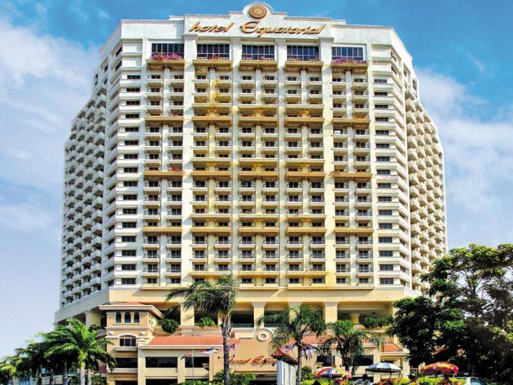 Maklumat Lanjut Hotel Equatorial Melaka