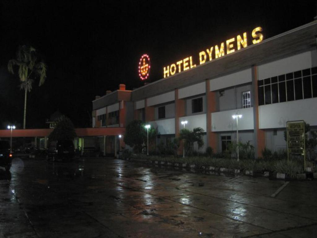 More About Dymens Hotel International