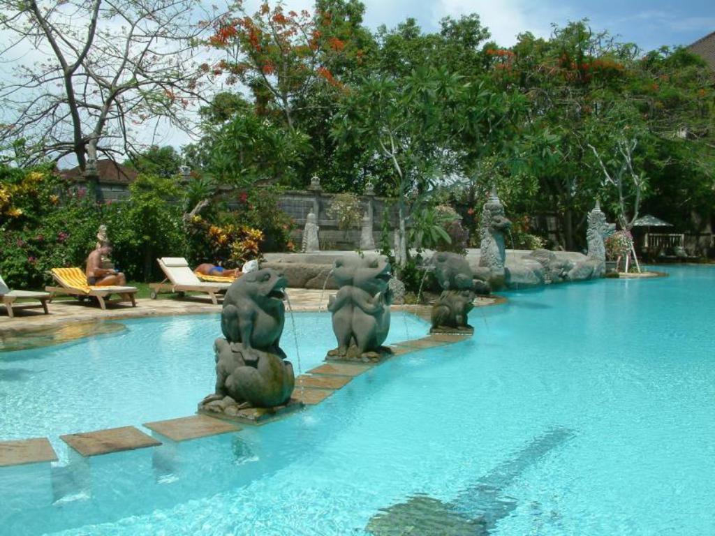 Hotel Kumala Pantai in Bali - Room Deals, Photos & Reviews